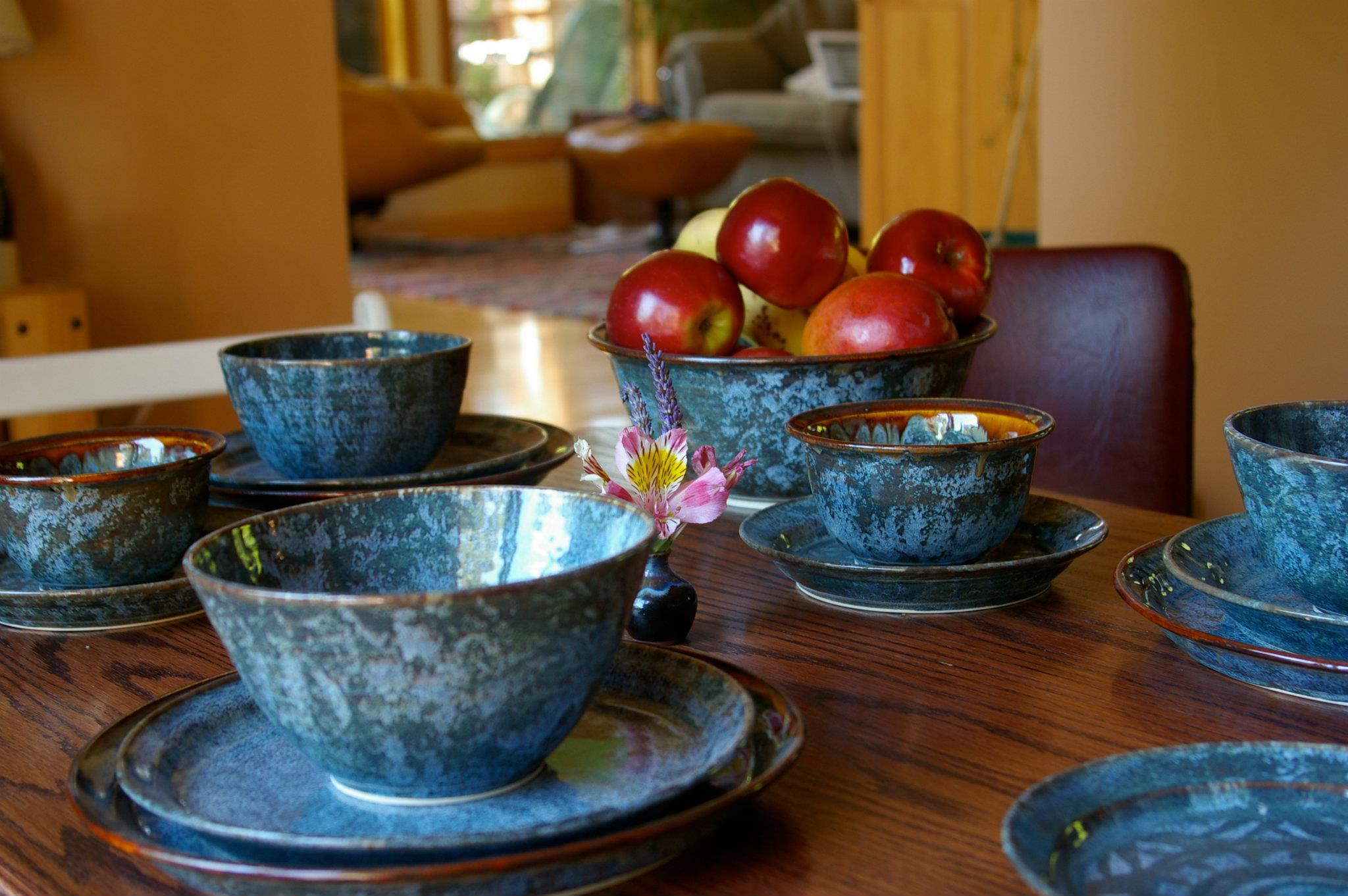 Living Earth Pottery - Katy Adams